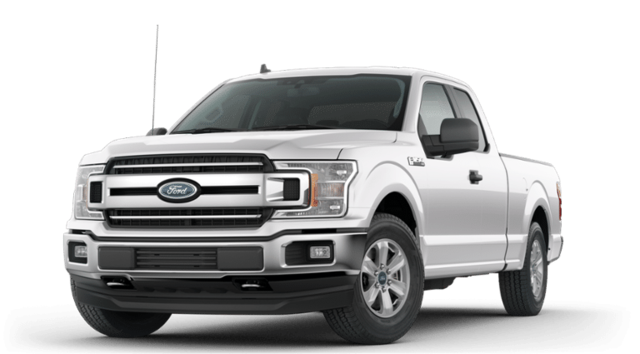 2019 Ford F-150 4WD Supercab 6.5 BOX